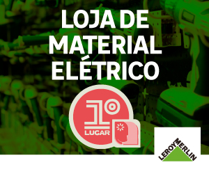 Loja de Material Elétrico-Loja de Material Elétrico - Banner-Retangulo-Leroy-Merlin-Eletrico