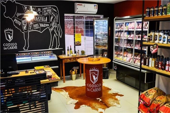 Loja de carnes